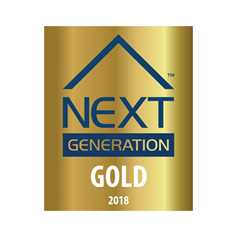 Next Generation Gold Award